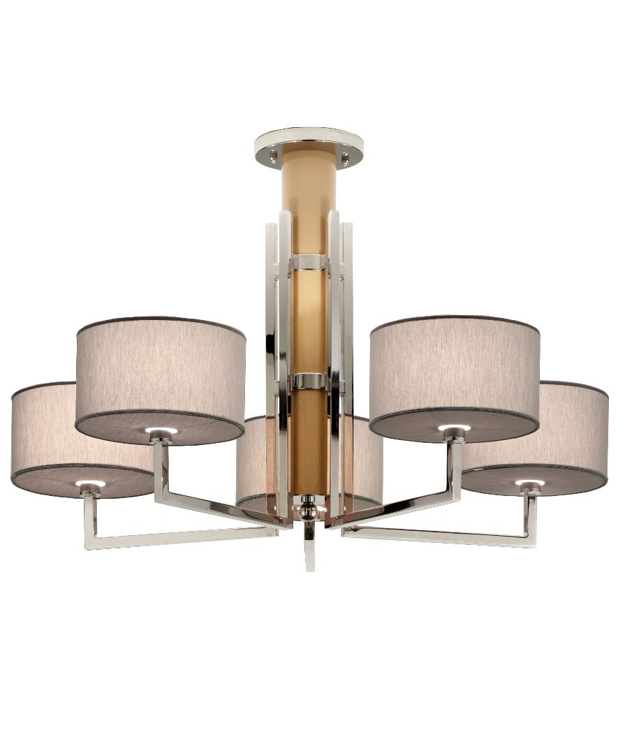 Houston Flush Pendant Contemporary Wall Ceiling
