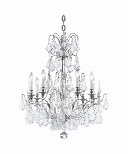 Carlton Crystal Ceiling Light